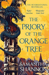 Priory of the Orange Tree : The Number One Bestseller, The цена и информация | Priory of the Orange Tree : The Number One Bestseller, The | 220.lv