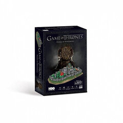 3D puzle CubicFun Game of Thrones Winterfell 430 d. cena un informācija | 3D puzle CubicFun Game of Thrones Winterfell 430 d. | 220.lv