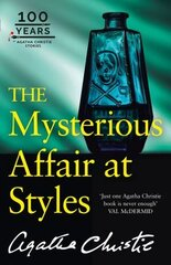 Mysterious Affair at Styles : The 100th Anniversary Edition, The цена и информация | Mysterious Affair at Styles : The 100th Anniversary Edition, The | 220.lv