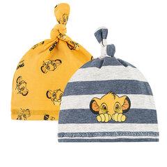 Cool Club cepure zēniem Lion guard, 2 gab., LAB2009238-00 cena un informācija | Zīdaiņu cepures, šalles | 220.lv