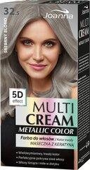 Matu krāsa Joanna Cream Cream Metallic Color, 32.5 Silver Blonde cena un informācija | Matu krāsas | 220.lv