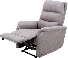Krēsls reglaineris Dr Max by ARIMAX DM04001, pelēks cena un informācija | Krēsli viesistabai | 220.lv