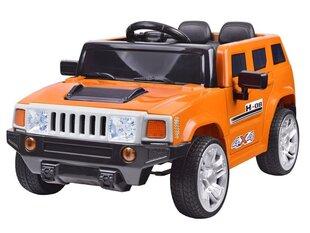 Двухместный электрический автомобиль Hummer Velocity, оранжевый цена и информация | Двухместный электрический автомобиль Hummer Velocity, оранжевый | 220.lv