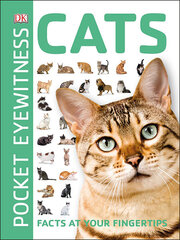 Cats : Facts at Your Fingertips цена и информация | Cats : Facts at Your Fingertips | 220.lv