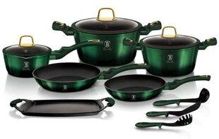 Berlingerhaus katlu komplekts Emerald Collection, 14 daļas cena un informācija | Berlingerhaus katlu komplekts Emerald Collection, 14 daļas | 220.lv