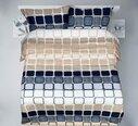 3D Gultas veļas komplekts, 3 daļas cena un informācija | Gultas veļas komplekti | 220.lv