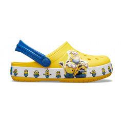 Klikatas bērniem Crocs™ Funlab Minions Multi Clog Kid's cena un informācija | Gumijas klogi bērniem | 220.lv
