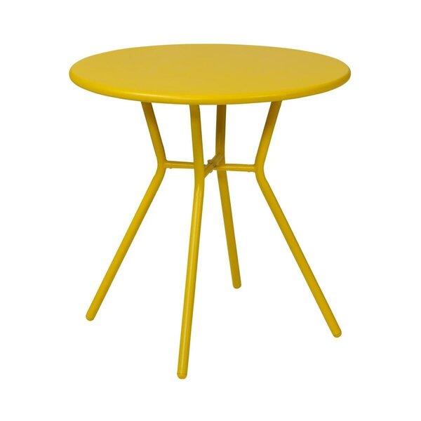 Āra galds Helsinki, dzeltens