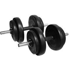 Гантели inSPORTline 2x10 kg