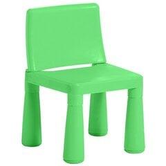 Bērnu āra krēsls Patio Lime, zaļš cena un informācija | Bērnu krēsliņi un bērnu galdiņi | 220.lv