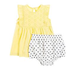 Cool Club komplekts meitenēm, CNG2009011-00 cena un informācija | Apģērbu komplekti jaundzimušajiem | 220.lv