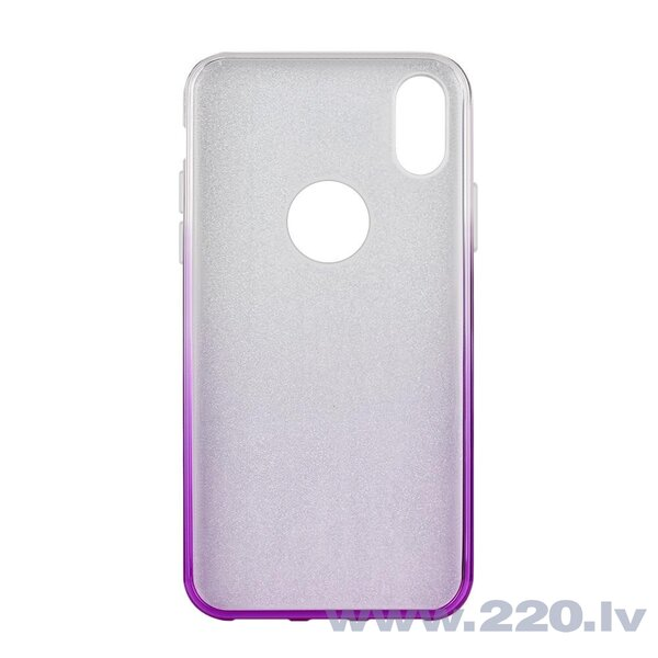 Wozinsky Glitter Case Shining Cover for Samsung Galaxy S10e purple (Violet) cena