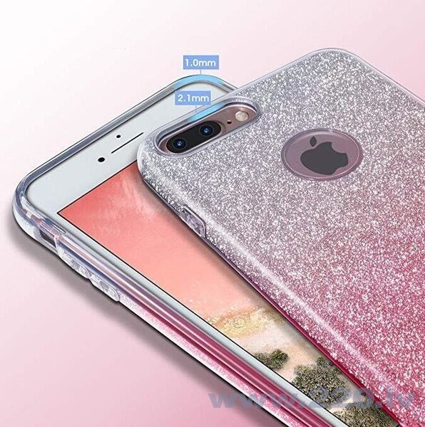 Wozinsky Glitter Case Shining Cover for Samsung Galaxy S10e red (Red) atsauksme