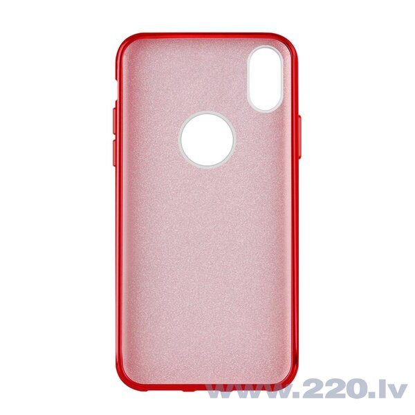 Wozinsky Glitter Case Shining Cover for Samsung Galaxy S10e red (Red)