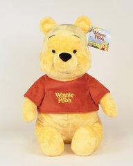 Plīša rotaļlieta, Vinnijs Pūks Disney, 61 cm cena un informācija | Mīkstās (plīša) rotaļlietas | 220.lv
