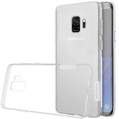 Nillkin Nature TPU Case Gel Ultra Slim Cover for Samsung Galaxy S9 G960 transparent (Transparent) cena un informācija | Nillkin Nature TPU Case Gel Ultra Slim Cover for Samsung Galaxy S9 G960 transparent (Transparent) | 220.lv