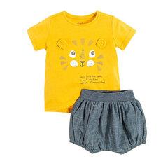Cool Club komplekts zēniem, CNB2009456-00 cena un informācija | Apģērbu komplekti jaundzimušajiem | 220.lv