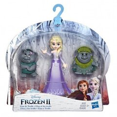 Lellīte ar draugiem Hasbro Frozen cena un informācija | Rotaļlietas meitenēm | 220.lv