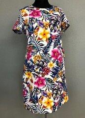 Koša vasaras kleita ar ziediem cena un informācija | Kleitas | 220.lv