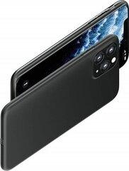 3MK Matt Case Sam A705 A70 black cena un informācija | Maciņi, somiņas | 220.lv