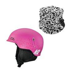 Slēpošanas ķivere Spokey K2 Illusion S, rozā cena un informācija | Slēpošanas ķiveres | 220.lv