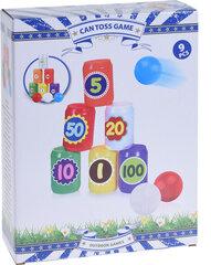 Spēle Boulings ar skārdenēm cena un informācija | Spēle Boulings ar skārdenēm | 220.lv