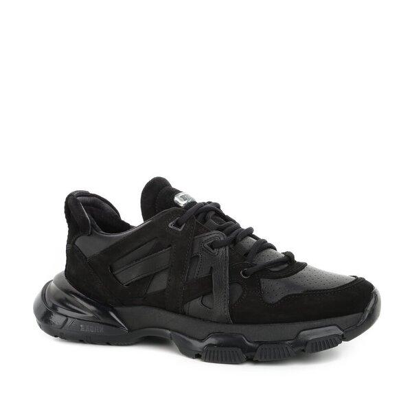 Melni vīriešu sporta apavi BRONX cena