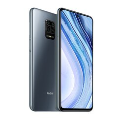 Xiaomi Redmi Note 9 Pro, 128 GB, Dual SIM, Interstellar Grey цена и информация | Xiaomi Redmi Note 9 Pro, 128 GB, Dual SIM, Interstellar Grey | 220.lv
