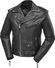 Dabīgas ādas vīriešu jaka (kosuha) cena un informācija | Vīriešu virsjakas | 220.lv