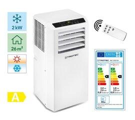 Gaisa kondicionieris Trotec PAC 2010 SH (atdzesē, silda, žāvē un ventilē) cena un informācija | Gaisa kondicionieris Trotec PAC 2010 SH (atdzesē, silda, žāvē un ventilē) | 220.lv