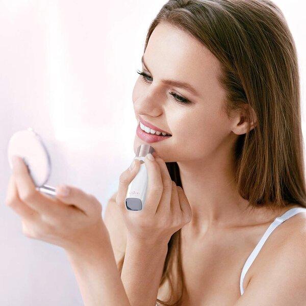 Uzlādējams, bezvada matu griešanas līdzeklis sievietēm Anjou AJ-PCA022 lētāk