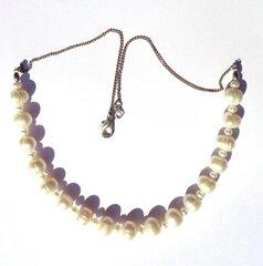 Pērļu kaklarota cena un informācija | Kaklarotas | 220.lv