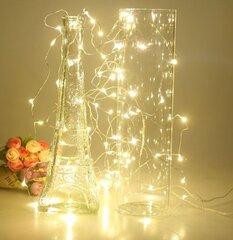 Lokana Ziemassvētku virtene, 25 LED cena un informācija | Lampiņas | 220.lv