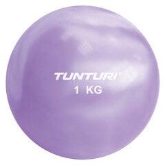 Jogas bumba Tunturi, 1kg cena un informācija | Jogas bumba Tunturi, 1kg | 220.lv