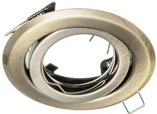Eko-Light spuldzes rāmis Basic Motion, regulējams cena un informācija | Iebūvējamie gaismekļi, LED paneļi | 220.lv