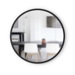 Sienas spogulis Umbra 61 cm , melns cena un informācija | Spoguļi | 220.lv