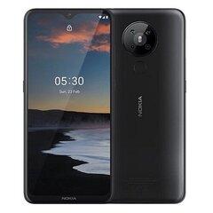 Nokia 5.3 64GB, Dual SIM, Black cena un informācija | Mobilie telefoni | 220.lv