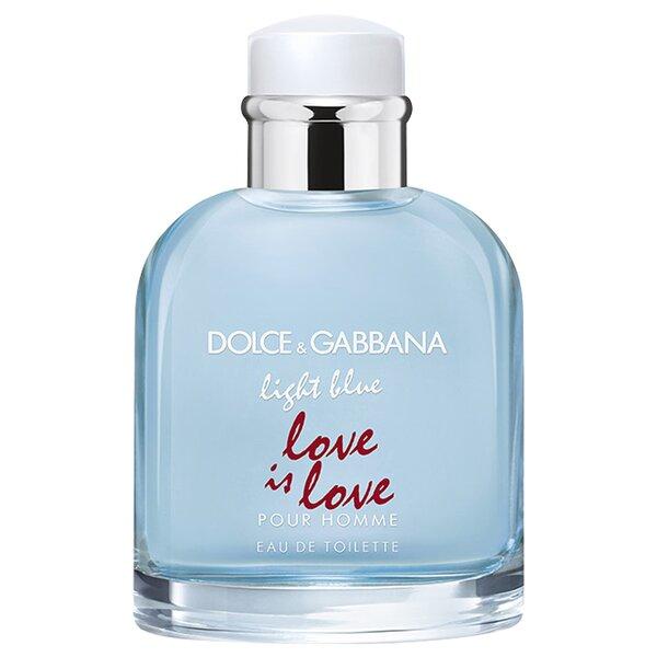 Tualetes ūdens Dolce & Gabbana Light Blue Love Is Love Pour Homme EDT 75 ml