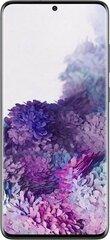 Samsung Galaxy S20 Plus 4G, 128GB, Dual SIM, Cosmic black cena un informācija | Mobilie telefoni | 220.lv