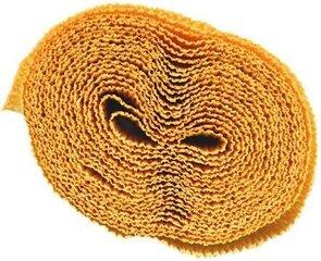 Kreppapīrs Cartotecnica Rossi Nr. 576 50 x 250 cm 180 g/m² Yellow cena un informācija | Kreppapīrs Cartotecnica Rossi Nr. 576 50 x 250 cm 180 g/m² Yellow | 220.lv