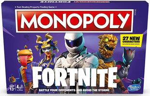 Spēle Monopoly Fortnite cena un informācija | Galda spēles | 220.lv