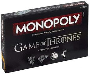 Spēle Monopoly GOT cena un informācija | Spēle Monopoly GOT | 220.lv