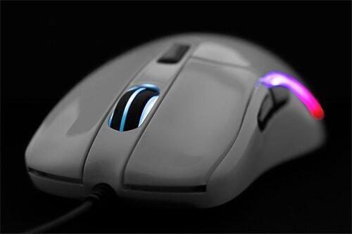 Vadu pele Deltaco Gaming RGB GAM-085-W, balta lētāk