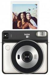 Fujifilm Instax SQUARE SQ6, White цена и информация   Fujifilm Instax SQUARE SQ6, White   220.lv