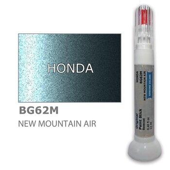 Krāsu korektors skrāpējumu korekcijai HONDA BG62M - NEW MOUNTAIN AIR 12 ml cena un informācija | Auto krāsas | 220.lv