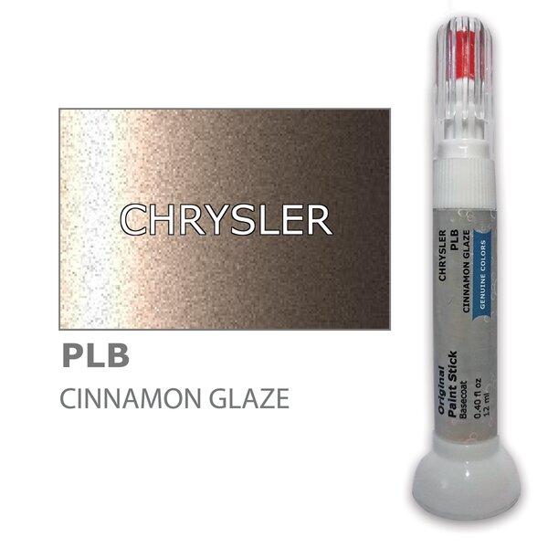 Krāsu korektors skrāpējumu korekcijai CHRYSLER PLB - CINNAMON GLAZE 12 ml