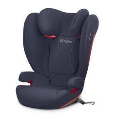 Cybex autokrēsliņš Solution B-fix, 15-36 kg, Bay blue cena un informācija | Autokrēsliņi | 220.lv