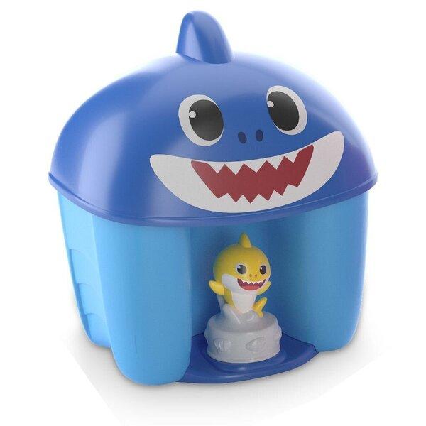 Spainis ar klucīšiem Clementoni Clemmy Baby shark, 17425 cena