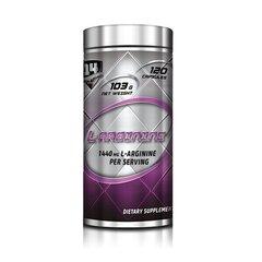 Uztura bagātinātājs Superior 14 L-Arginine 120 kaps. cena un informācija | Aminoskābes | 220.lv