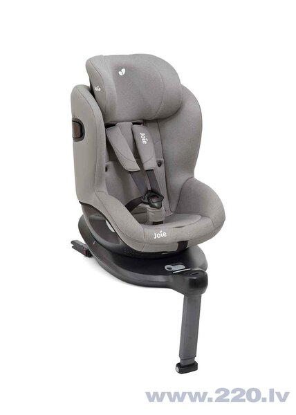 Автокресло Joie i-Spin 360™ 0-18 кг, Grey Flannel интернет-магазин